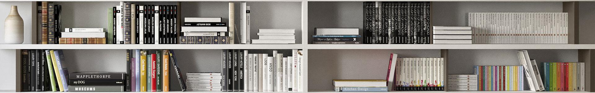 Librerie moderne catalogo online completo e prezzi in for Librerie vendita online