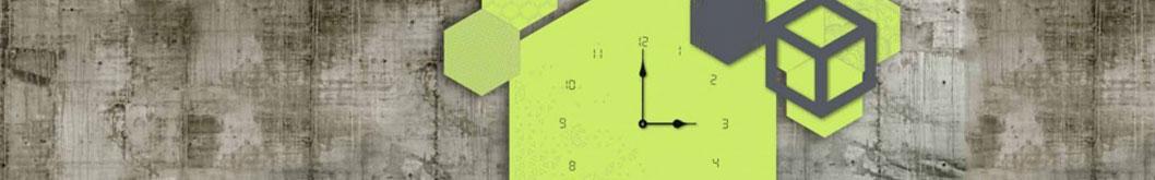 Orologi da parete di grandi dimensioni catalogo online for Orologi grandi dimensioni