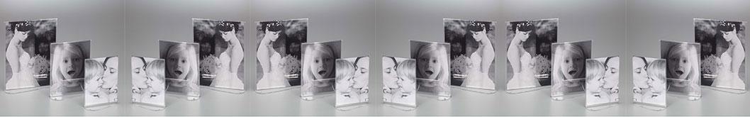 Portafoto in Plexiglass