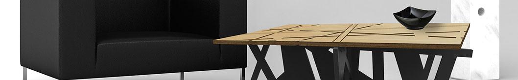 Tavolini da Salotto LAS: Laser Art Style